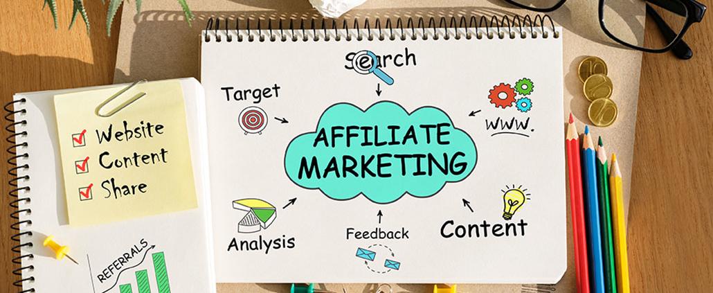 Affiliate Marketing starten mit Affiliate Kurs