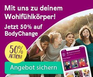 Bodychange online abnehmen