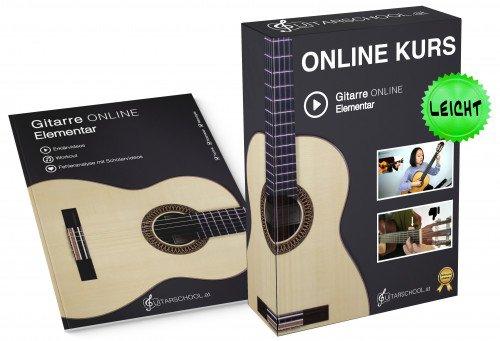 Gitarre online Elementar Norman Gänser