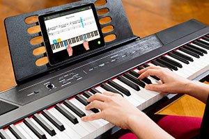 Online Klavier lernen zuhause