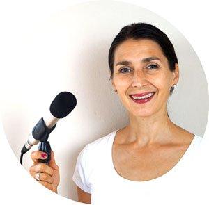 Singunterricht online mit Andrea Reichert